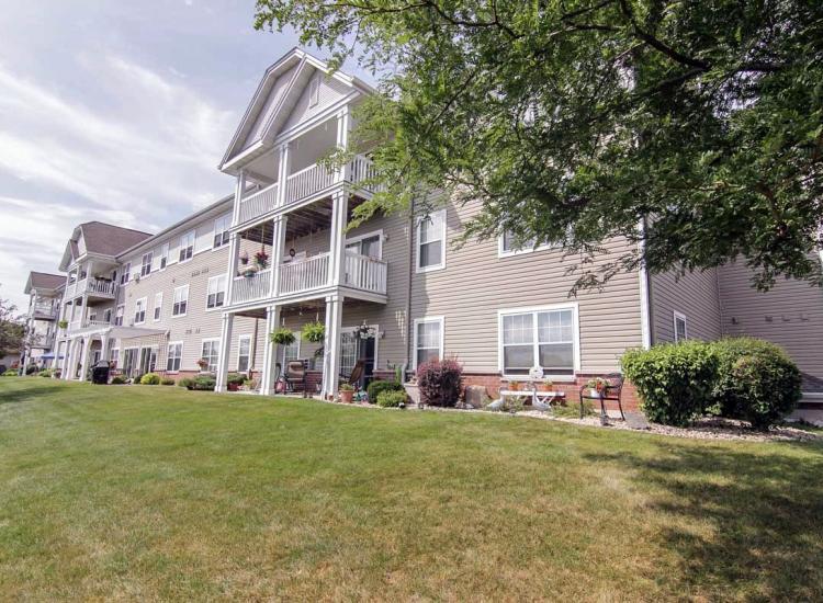 Prairie Oaks Senior Apartments